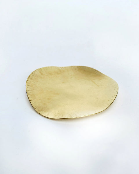 Circular Brass Holder