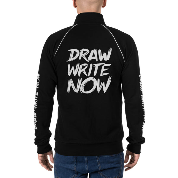 Draw Write Now Fleece Jacket
