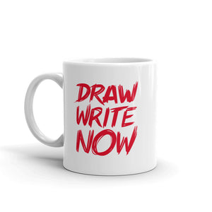 Draw Write Now Mug