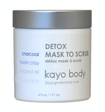 DETOX MASK TO SCRUB