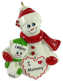 I love Mommy - 1 Child - Made of Resin