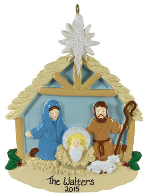 Nativity - Made of Resin