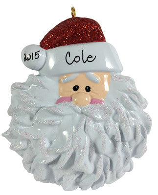 Old Time Santa - Made of Resin