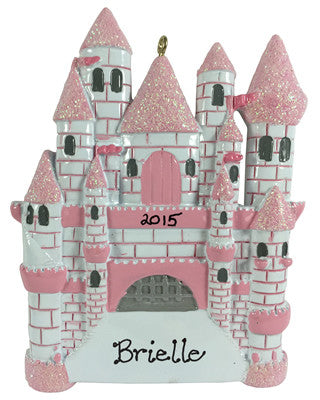 Castle - Made of Resin