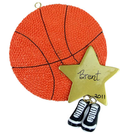 Basketball Star - Made of Resin