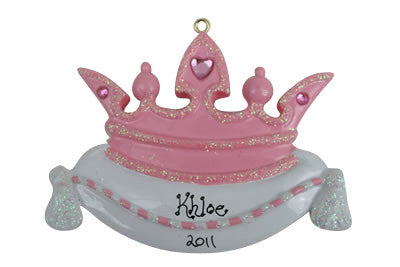 Princess Crown - Made of Resin