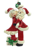 Mistletoe Couple - Made of Resin