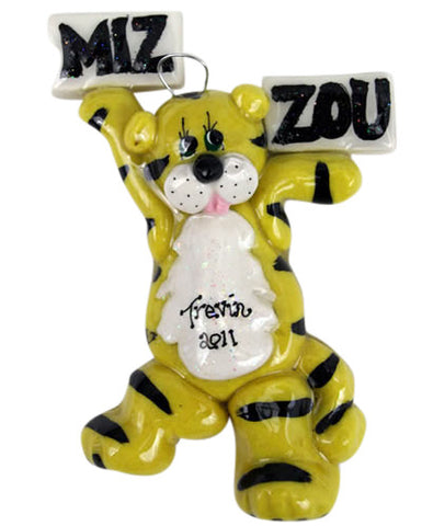 MIZ ZOU Tiger - Made of Bread Dough