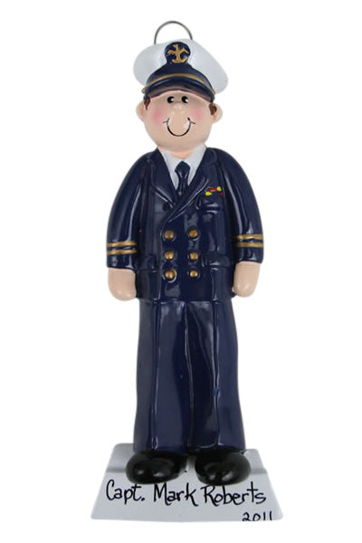 Navy Officer - Made of Resin