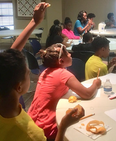 Baxter's Corner Leads 6th Annual Storytelling Camp for Youth