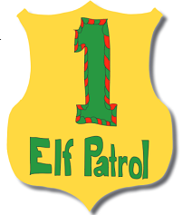 On Elf Patrol with Ellema the Elephant