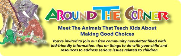 Around the Corner newsletter