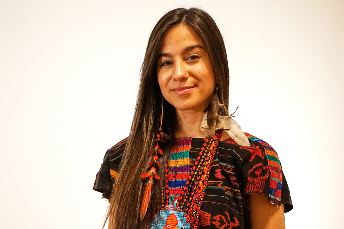 Florencia Fridman, co-founder of Cacao Lab