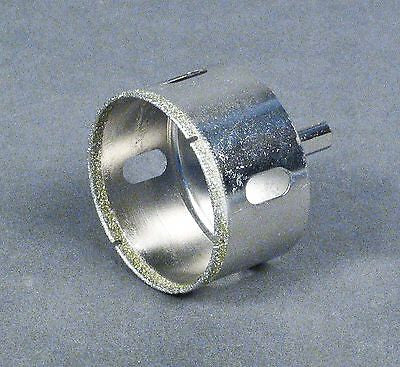 Diamond Tip Hole Saw Bit for Aquarium Overflow and Bulkheads