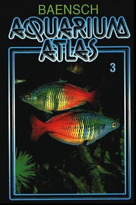 Baensch Aquarium Atlas Vol. 3