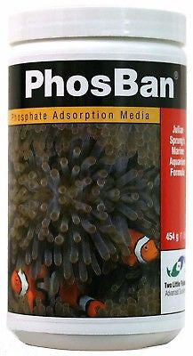 PhosBan Phosphate Remover Two Little Fishies