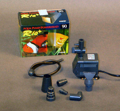 Rio+ Plus 90 Powerhead Aquarium Submersible Pump 85 GPH