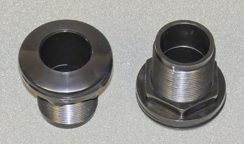 "1-1/4"" (1.25"") Bulkhead Fitting"