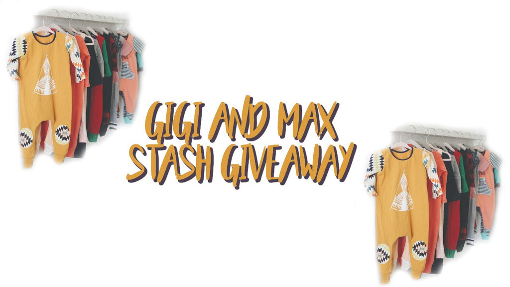 Gigi and Max Stash Giveaway!