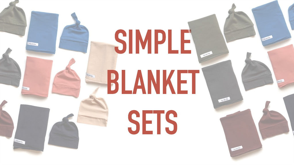 SIMPLE BLANKET SETS