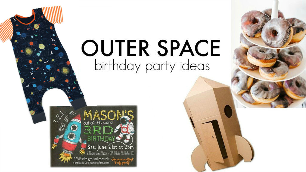 Solar System Party Ideas