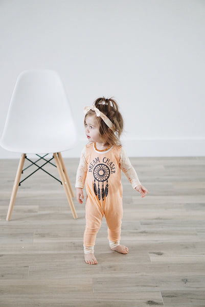 Dream Catcher romper from Gigi and Max