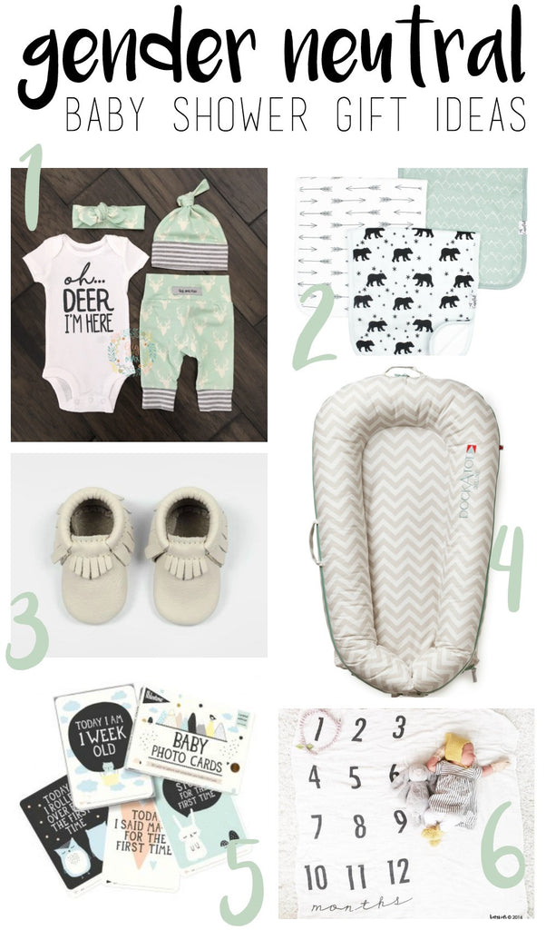 Gender Neutral Baby Shower Gifts Gigi And Max