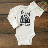 Brand New Buck a roo - Onesie only