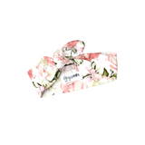Caroline Floral Topknot Headband - Gigi and Max