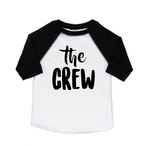The Crew Raglan - Gigi and Max