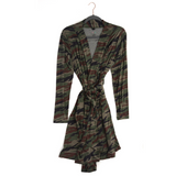 Camo Mommy Robe - Gigi and Max
