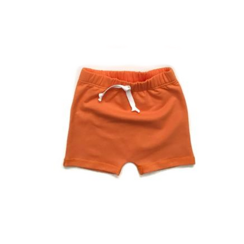 Orange shorts only - Gigi and Max