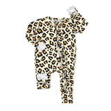 Gia Leopard Ruffle ZIP - Gigi and Max