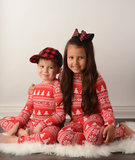 Christmas Sweater Two Piece - Gigi and Max