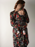 Holly Floral Mommy Robe - Gigi and Max