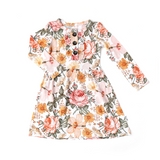 Nella Vintage Floral TUTU DRESS - Gigi and Max