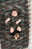 Camo Changing Pad Cover - Gigi and Max