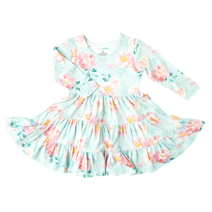 Mae Floral SWING DRESS - Gigi and Max