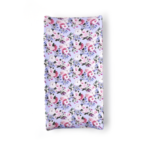 Emerson Floral Changing Pad Cover - Gigi and Max