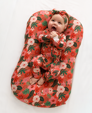 Leilani Floral Changing Pad Cover