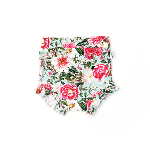Garden Floral Ruffle BUMMIES - Gigi and Max