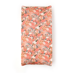 Ava Floral Changing Pad Cover