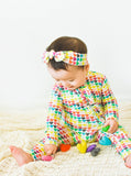 Piper Hearts Topknot Headband - Gigi and Max