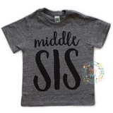 Middle SIS Tee