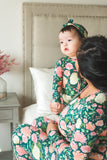 Jolie Floral Mommy Two Piece - Gigi and Max
