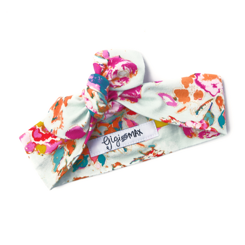 Ada Floral headband - Gigi and Max