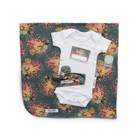 Hello Summer Bundle - Bloom Floral ** please allow 2-3 weeks for processing ** - Gigi and Max