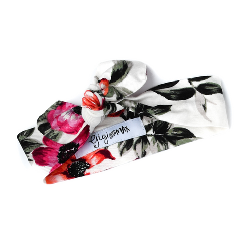 Camila Floral headband - Gigi and Max