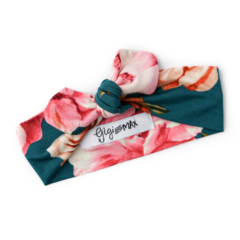 Elle Floral headband - Gigi and Max