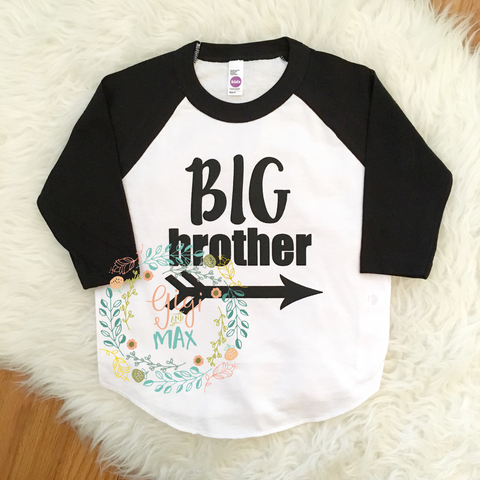 Big Brother Raglan